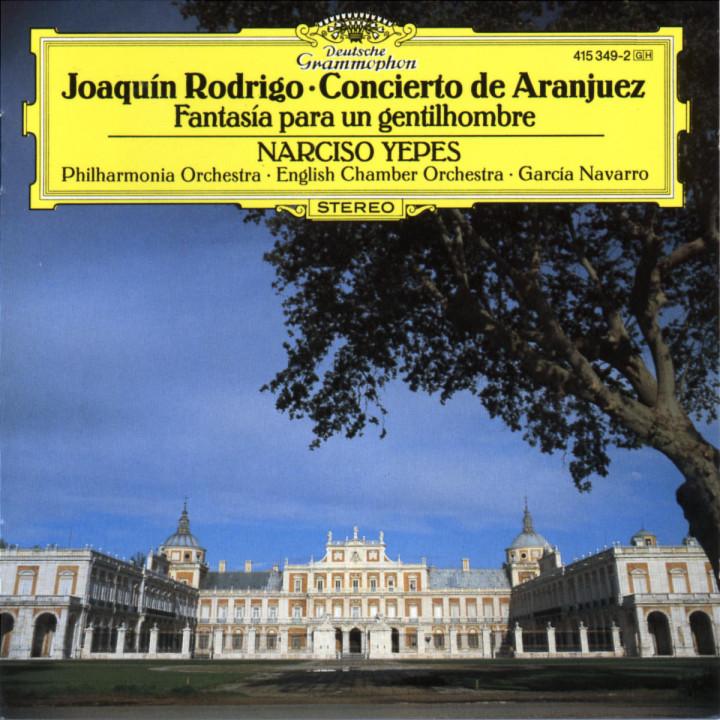 Rodrigo: Concierto de Aranjuez 0028941534925