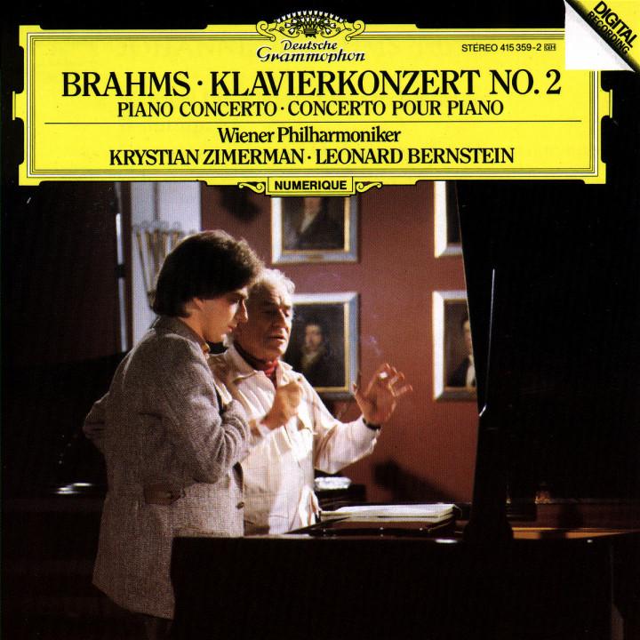 Klavierkonzert Nr. 2 B-dur op. 83 0028941535926