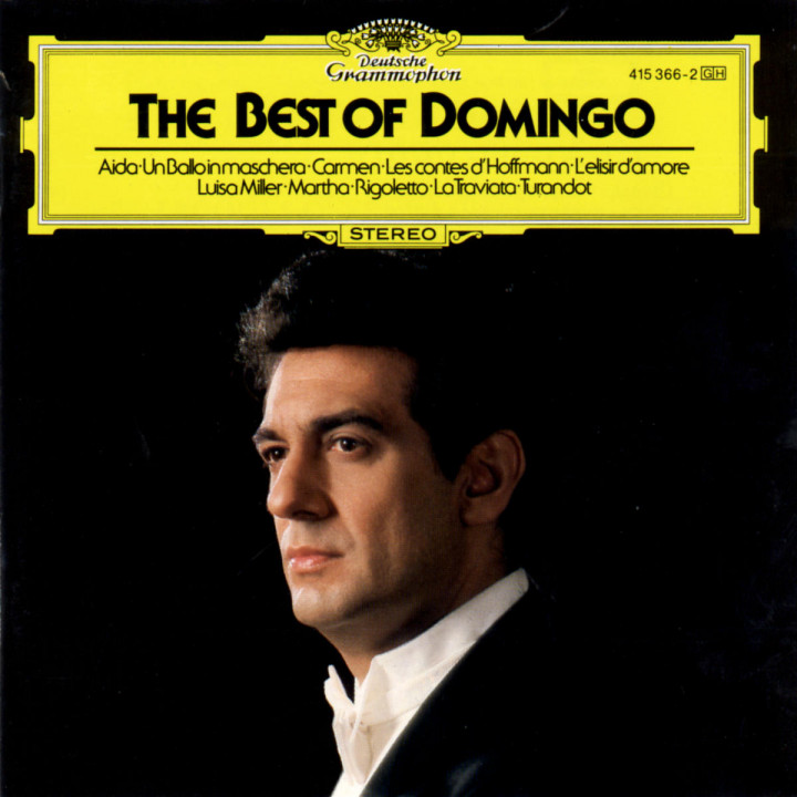 The Best Of Domingo 0028941536628