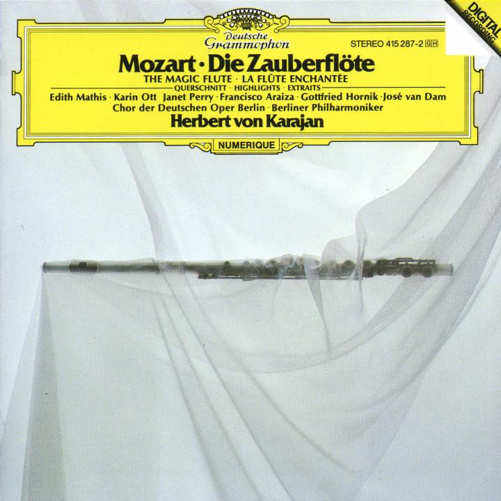 Mozart: Die Zauberflöte - Highlights 0028941528720