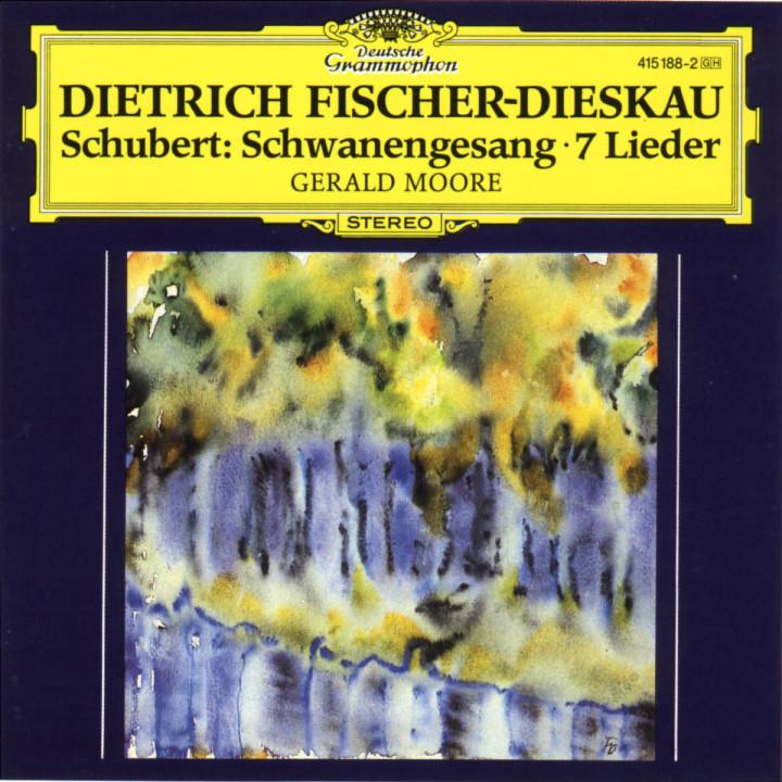 Schwanengesang D 957 und 7 Lieder 0028941518820