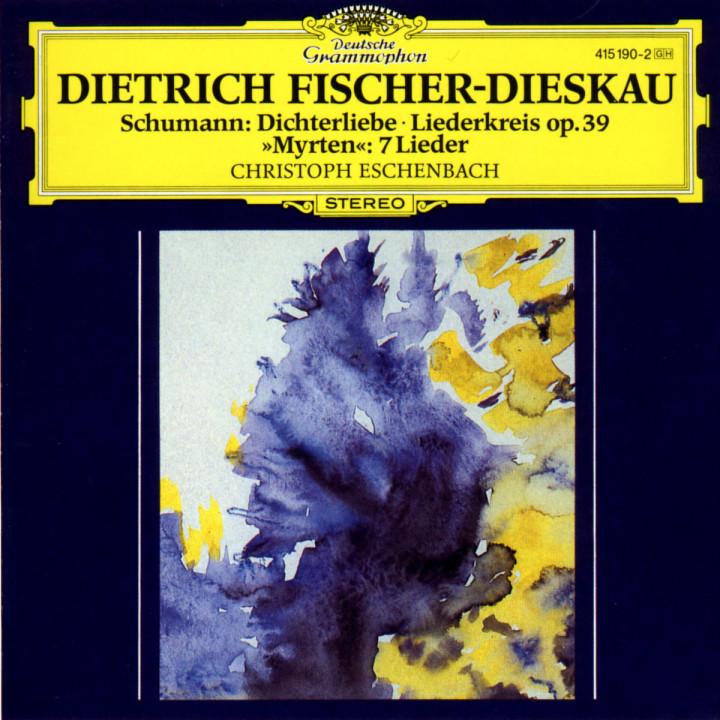 Dichterliebe op. 48; Liederkreis op. 39; Myrten op. 25 0028941519027