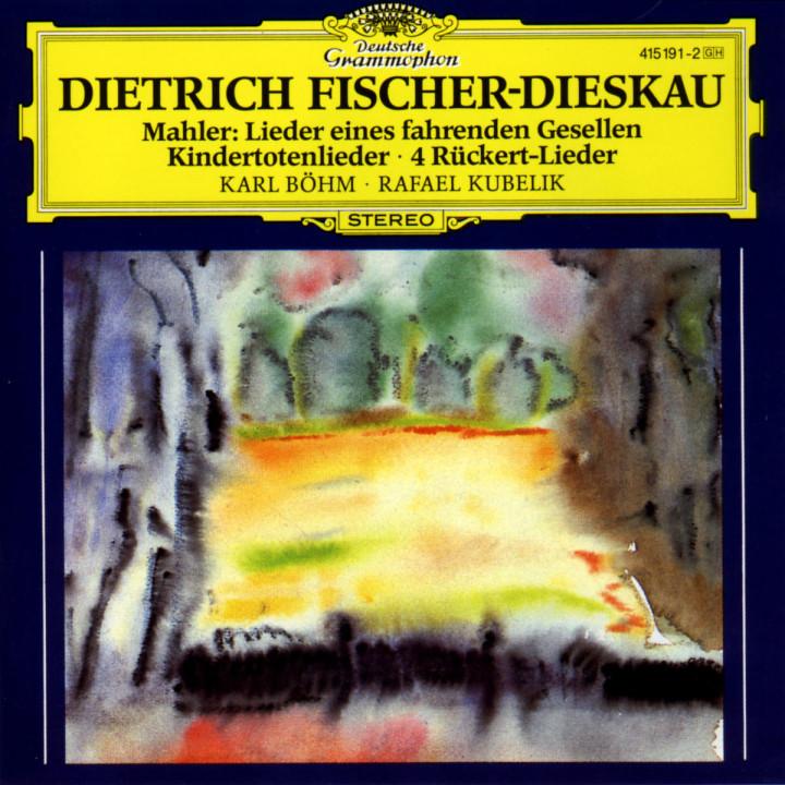 Lieder eines fahrenden Gesellen; Kindertotenlieder; 4 Rückert-Lieder 0028941519120