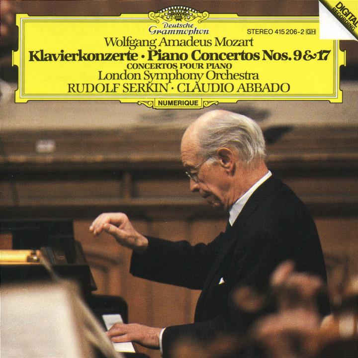 """Mozart: Piano Concertos Nos.9 """"Jeunehomme"""" & 17 0028941520629"""