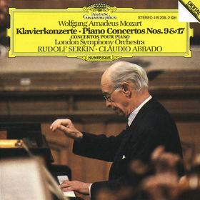 Wolfgang Amadeus Mozart, Mozart: Piano Concertos Nos.9 Jeunehomme & 17, 00028941520623