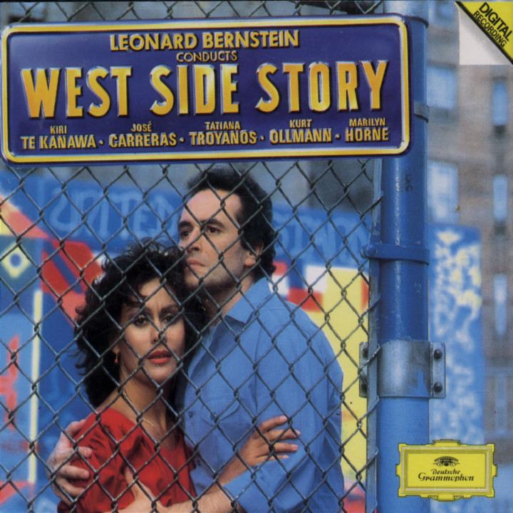 West Side Story; On the Waterfront Suite 0028941525325