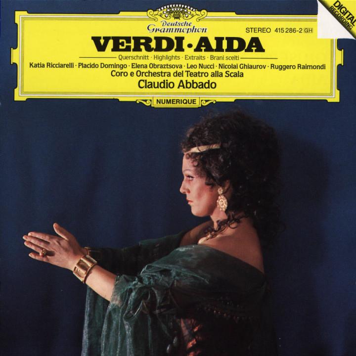 Verdi: Aida - Highlights 0028941528627