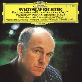 Sviatoslav Richter, Klavierkonzert Nr. 5 G-dur op. 55, Klavierkonzert Nr. 2 c-moll op. 18, 00028941511928