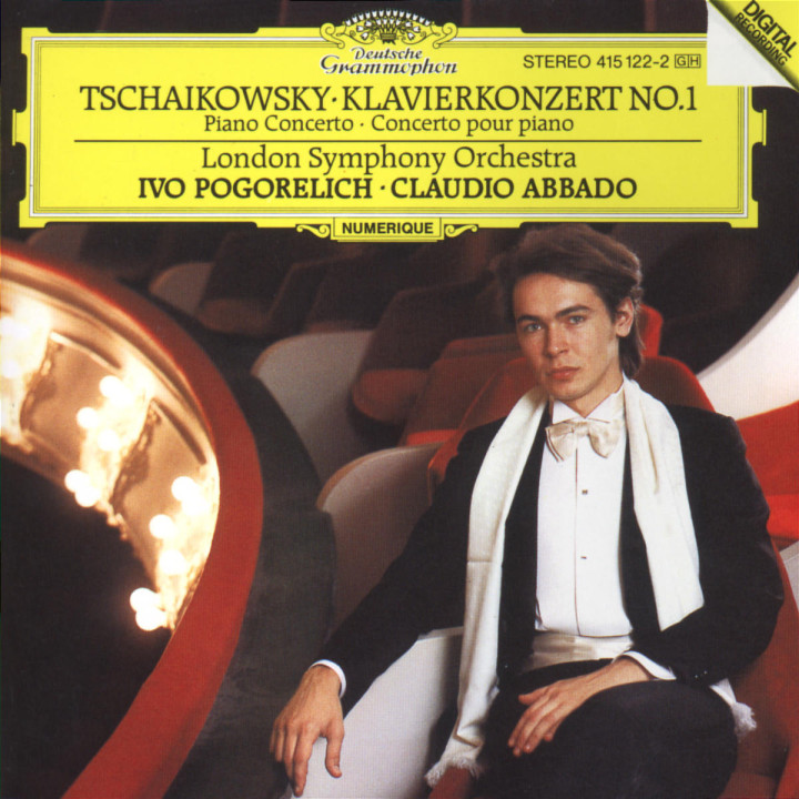 Tchaikovsky: Piano Concerto No.1 0028941512226