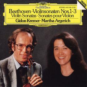 Ludwig van Beethoven, 3 Violinsonaten op. 12, 00028941513823