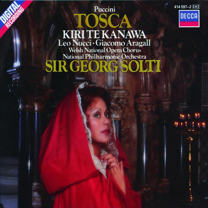 Puccini: Tosca 0028941459729