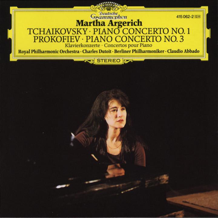Tchaikovsky: Piano Concerto No.1 / Prokofiev: Piano Concerto No.3 0028941506227