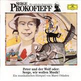 Wir entdecken Komponisten, Wir Entdecken Komponisten - Sergey Prokofiev, 00028941508225