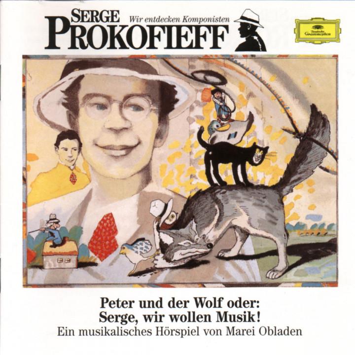 Wir Entdecken Komponisten - Sergey Prokofiev 0028941508229