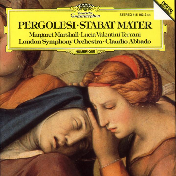 Pergolesi: Stabat Mater 0028941510327