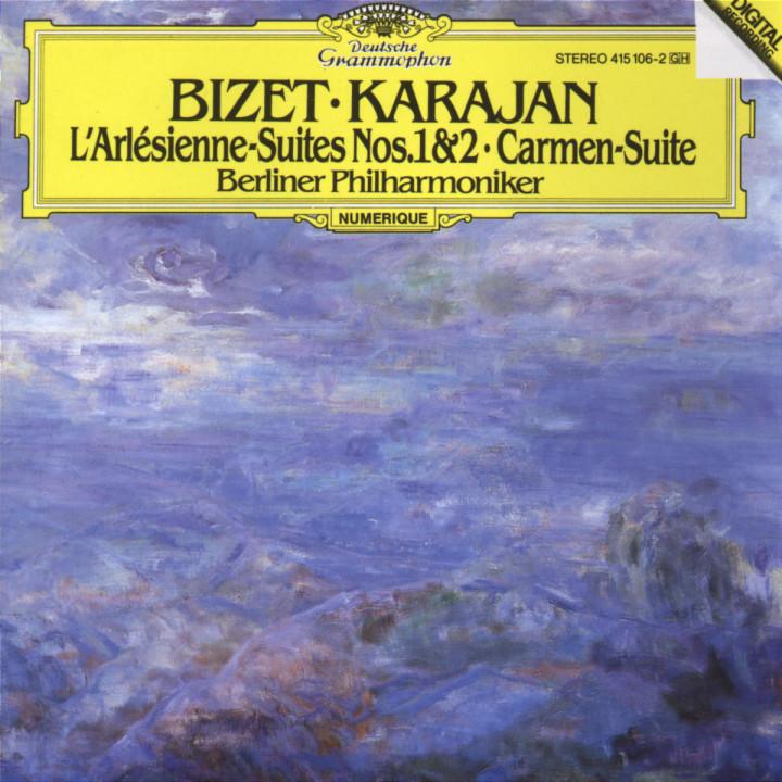 Bizet: L'Arlésienne Suites Nos.1 & 2; Carmen Suite 0028941510626
