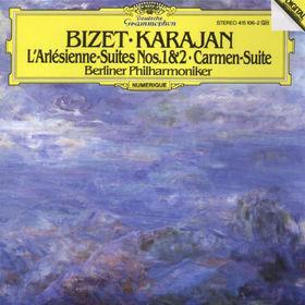 Georges Bizet, L'Arlésienne-Suite Nr. 1 und 2, Carmen-Suite, 00028941510624