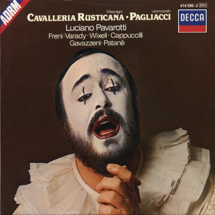 Mascagni: Cavalleria Rusticana/Leoncavallo: Pagliacci 0028941459028