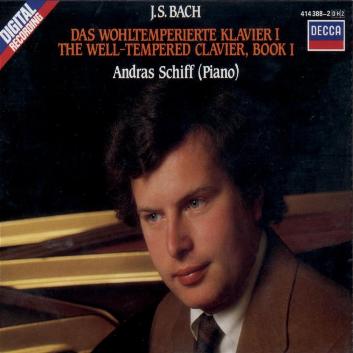 Das Wohltemperierte Klavier (Bd. I) 0028941438825