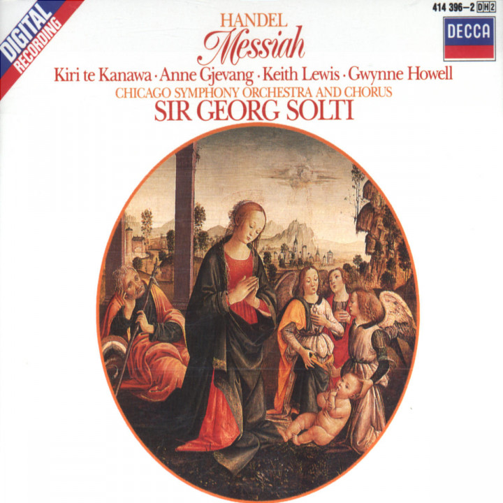 Handel: Messiah 0028941439620