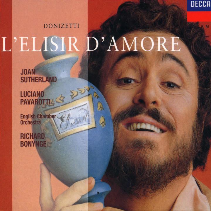 Donizetti: L'Elisir d'Amore 0028941446125
