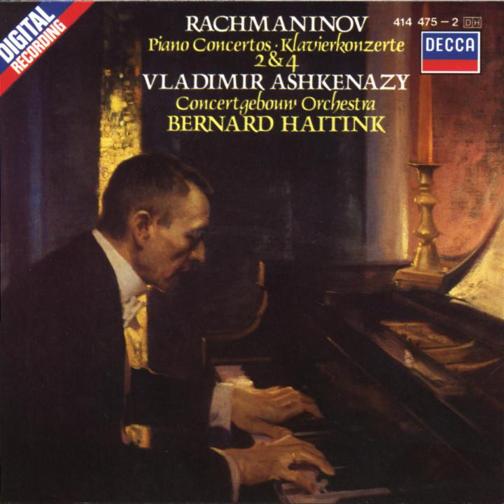 Rachmaninov: Piano Concertos Nos.2 & 4 0028941447528