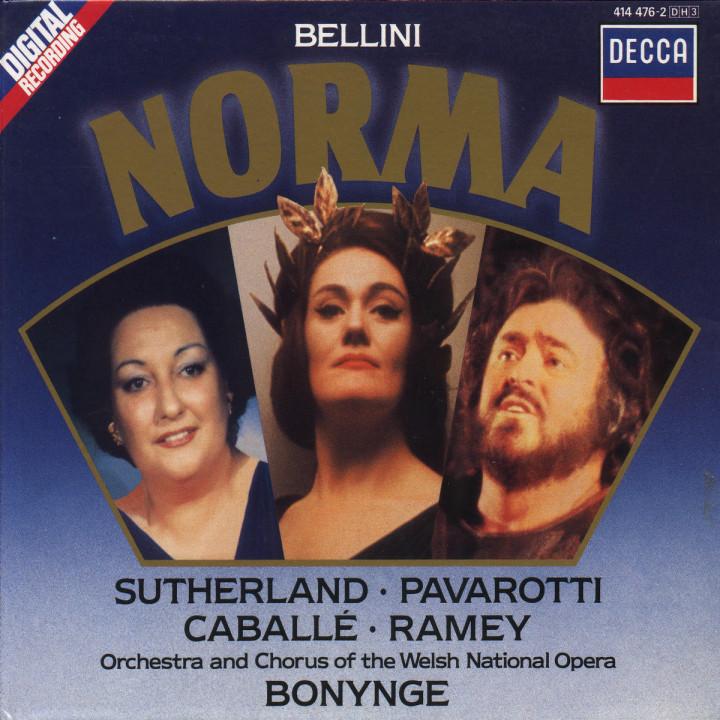 Bellini: Norma 0028941447621