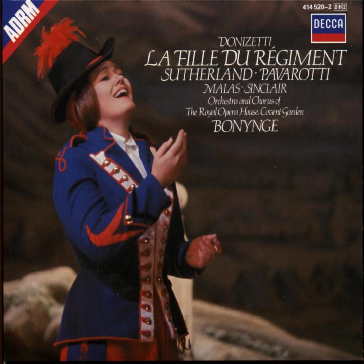 Donizetti: La Fille du Régiment 0028941452021