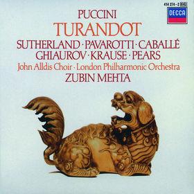 Giacomo Puccini, Puccini: Turandot, 00028941427427