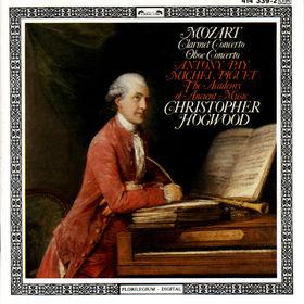 Wolfgang Amadeus Mozart, Klarinettenkonzert A-dur KV 622, Oboenkonzert C-dur KV 314/285d, 00028941433923