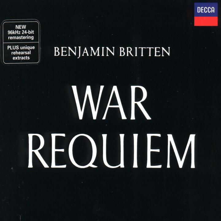 Britten: War Requiem 0028941438320