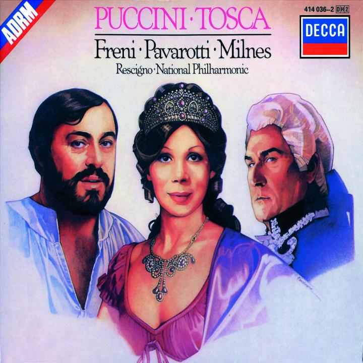 Puccini: Tosca 0028941403625