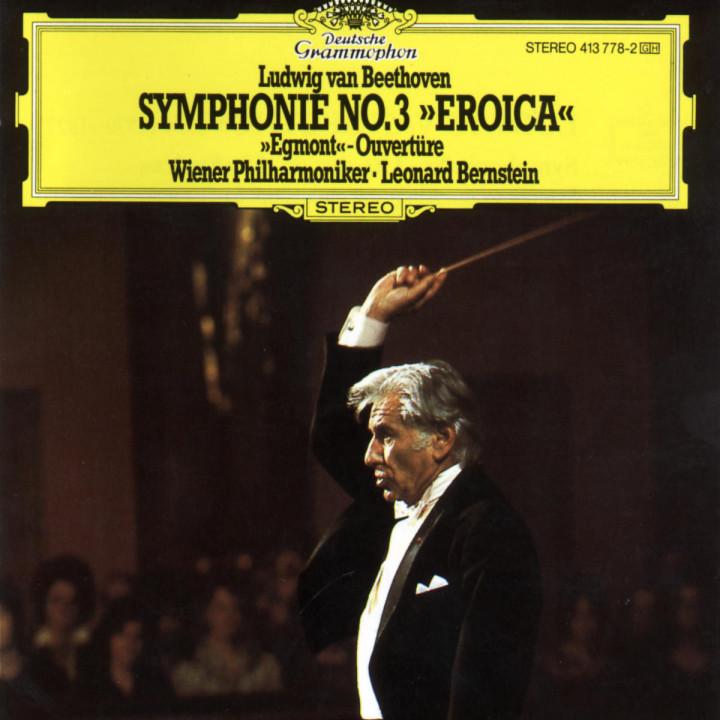 """Sinfonie Nr. 3 Es-dur op. 55 """"Eroica""""; Egmont op. 84 0028941377825"""