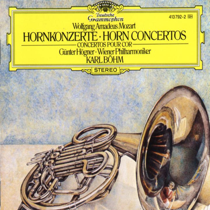 Mozart: Horn Concertos 0028941379229