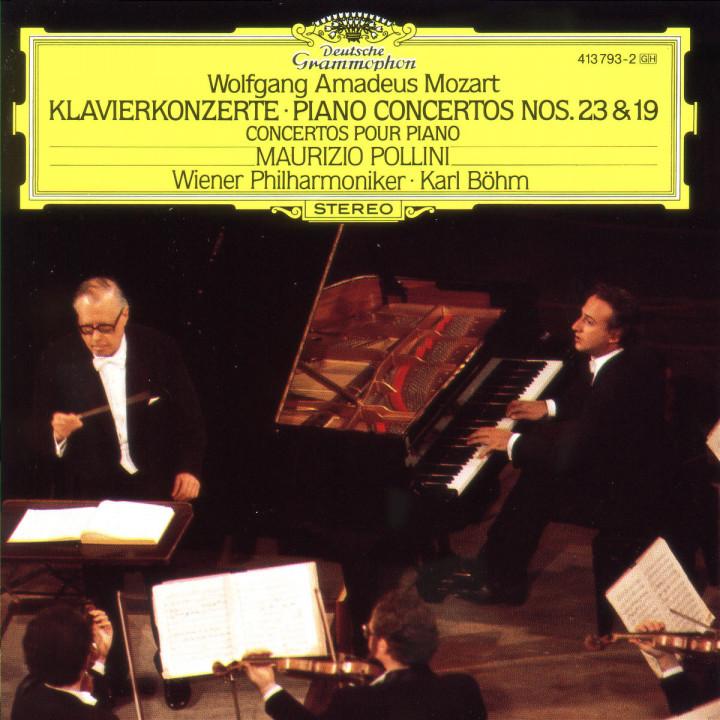 Mozart: Piano Concertos Nos. 23 & 19 0028941379322