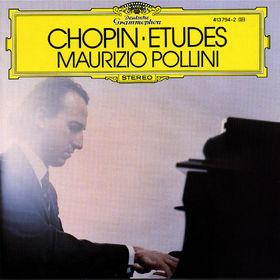 Frédéric Chopin, Etüden Op. 10 & Op. 25, 00028941379429