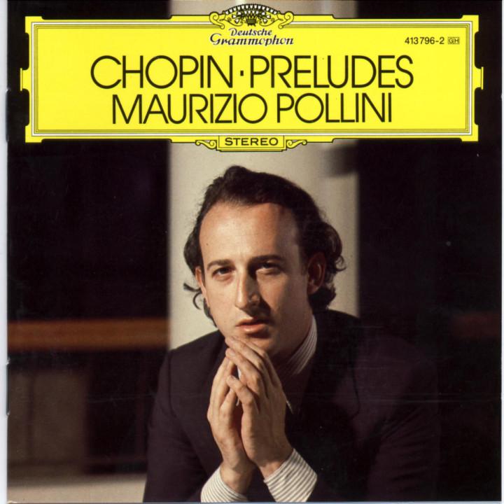 Chopin: Preludes Op.28 0028941379621