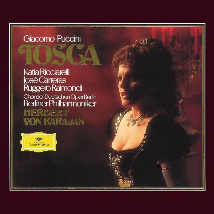 Puccini: Tosca 0028941381523