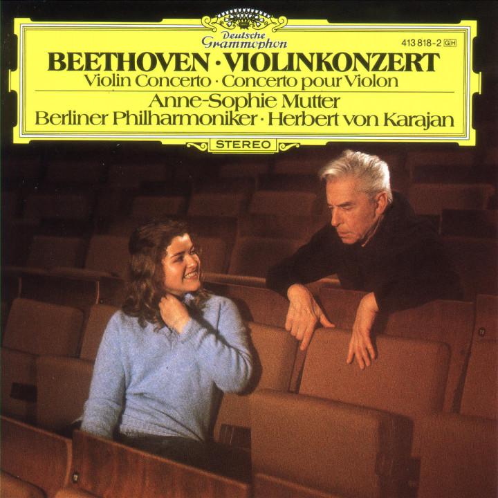 Beethoven: Violin Concerto 0028941381822