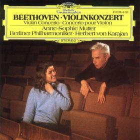 Die Berliner Philharmoniker, Beethoven: Violin Concerto, 00028941381828