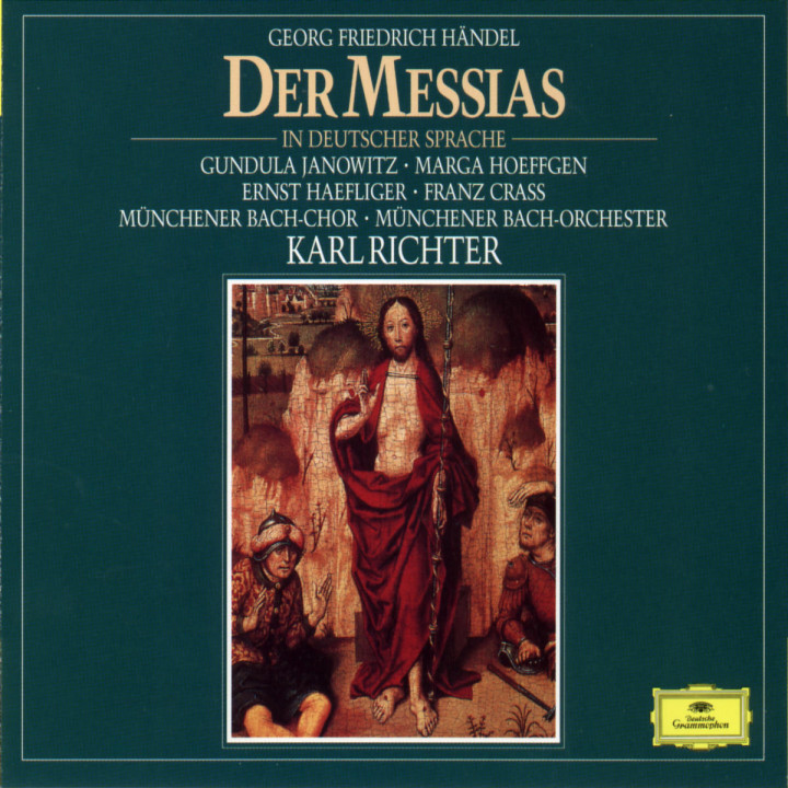 Handel: Der Messias 0028941396727