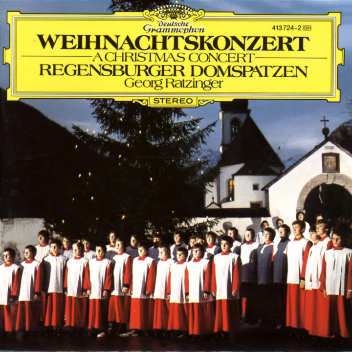 Regensburger Domspatzen - A Christmas Concert 0028941372428