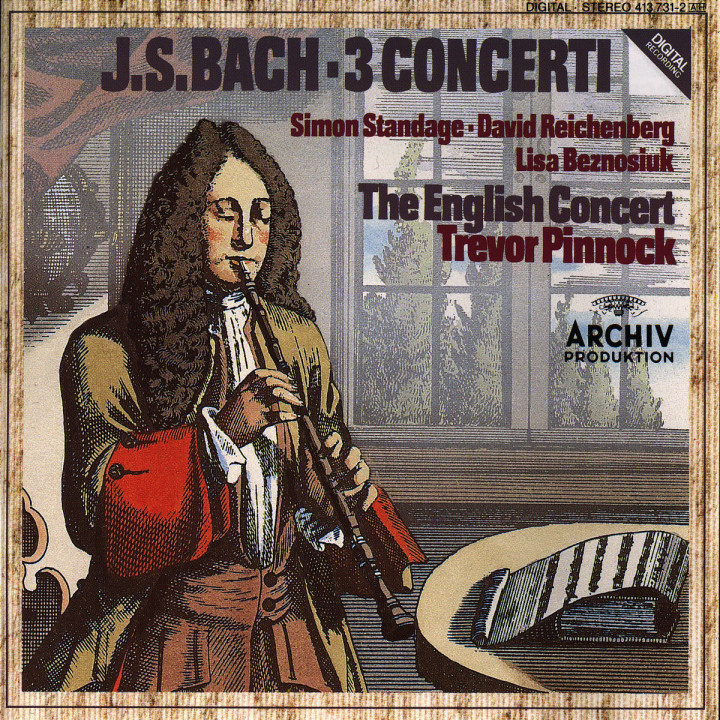 Bach, J.S.: Concertos for Solo Instruments BWV 1044, 1055 & 1060 0028941373120