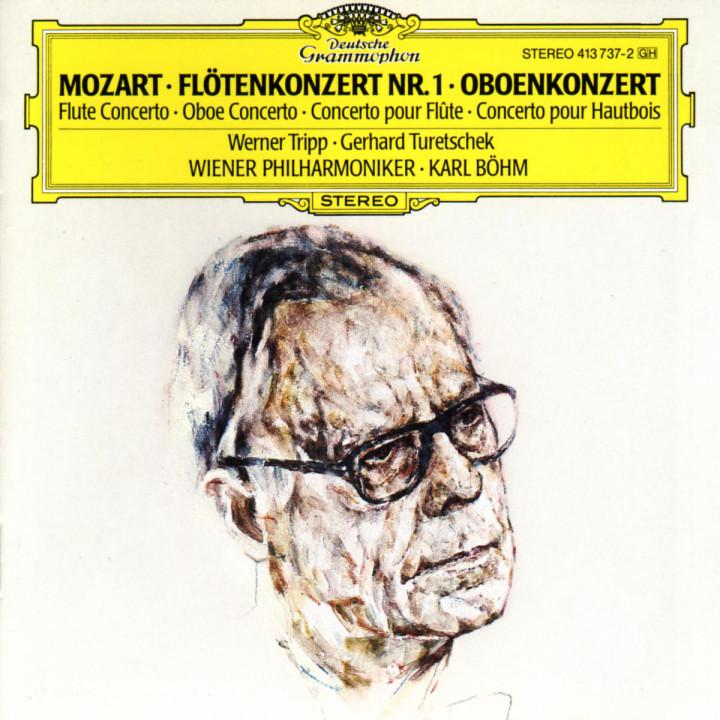 Flötenkonzert Nr. 1 G-dur KV 313; Konzert für Oboe C-dur KV 314 0028941373728
