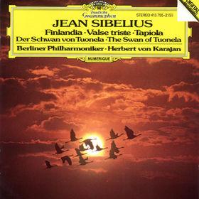 Jean Sibelius, Finlandia und Tapiola, 00028941375520