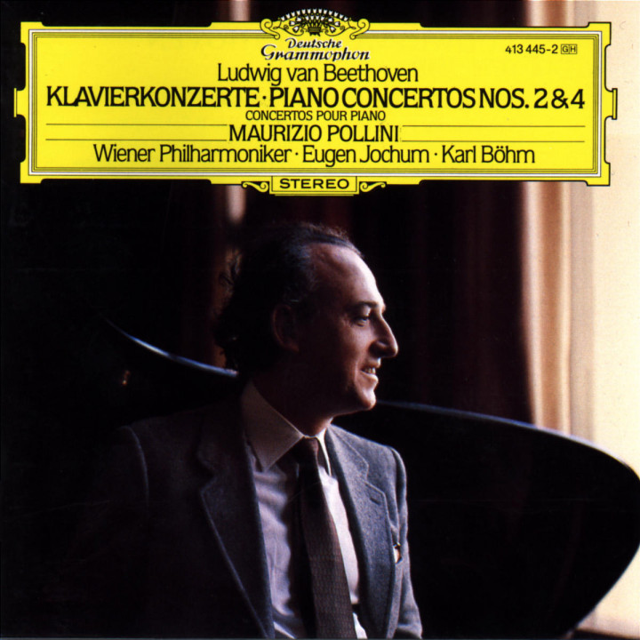 Klavierkonzerte Nr. 2 B-dur op. 19 & Nr. 4 G-dur op. 58 0028941344524