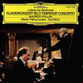 Maurizio Pollini, Klavierkonzert Nr. 5 Es-dur op. 73, 00028941344724