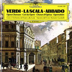 Giuseppe Verdi, Opernchöre, 00028941344823