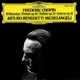 Frédéric Chopin, Recital, 00028941344922