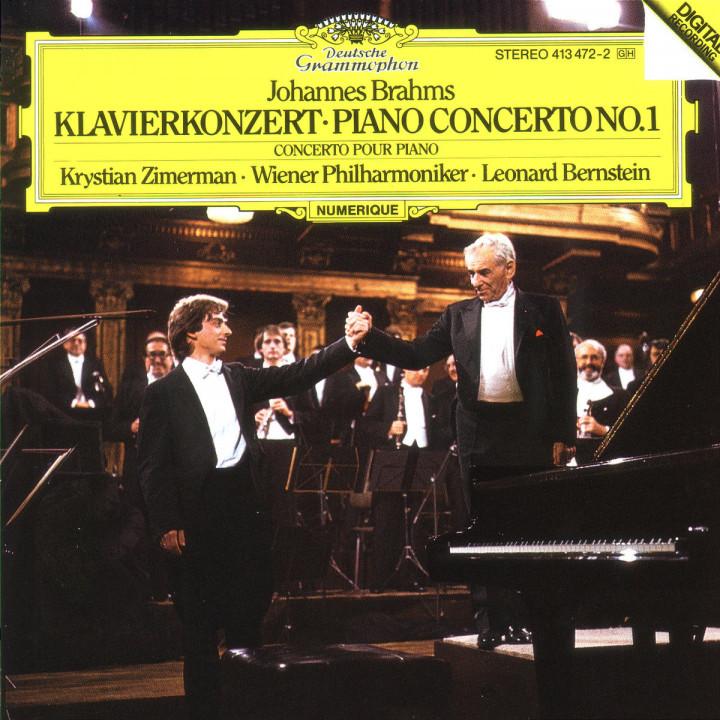 Klavierkonzert Nr. 1 d-moll op. 15 0028941347228